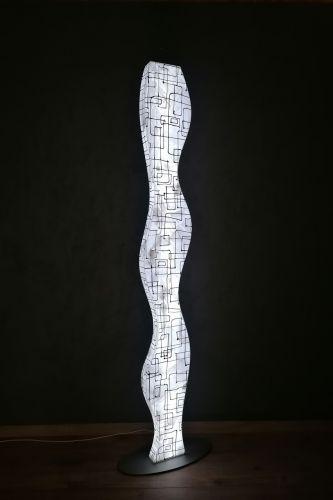 Ledobject-vloerlamp-5026 Wave